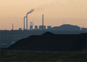 Die Klimagasemissionen in Deutschland sind zum zweiten Mal in Folge gestiegen