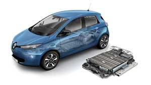 Die ZITY-Carsharing-Flotte wird aus 500 Elektro-Fahrzeugen vom Typ Renault ZOE bestehen