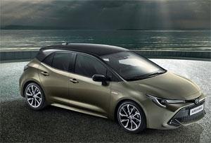 Die dritte Modellgeneration des Auris wird mit zwei Hybridantrieben angeboten