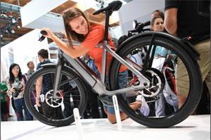 E-Bike-Herstellerwie beispielsweise Stromer setzen zunehmend auf Digitalisierung und Vernetzung von Fahrradtechnologie