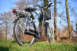 Besonders häufig kommt das Fahrrad bei Wegen im Kontext von Sport oder Erholung zum Einsatz.