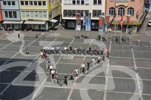 Die Stadt Stuttgart hat rund 70.000 Euro für die neuen Pedelecs investiert. Foto: Stadt Stuttgart/Kovalenko