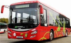 Die BMZ Group entwickelt für Eurabus Batteriesysteme für E-Busse die im Stadtverkehr eingesetzt werden.