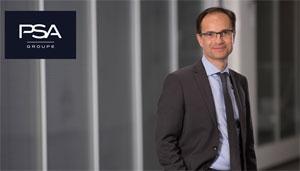 Alexandre Guignard wurde zum Senior Vice President des Geschäftsbereichs Elektromobilität ernannt