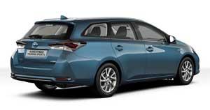 Für 23 Prozent der Deutschen käme laut Studie beim nächsten Autokauf ein Hybridfahrzeug infrage. Bild: Toyota (Auris Hybrid)