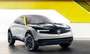 "Elektroauto-Konzeptstudie ""Opel GT X Experimental"""
