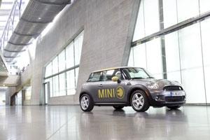 Die BMW Group plant gemeinsam mit dem chinesischen Hersteller Great Wall Motor eine lokale Produktion batterieelektrischer MINI-Fahrzeuge in China
