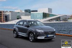 Das Brennstoffzellenauto Nexo wird mit 4.000 Euro Umweltprämie gefördert.
