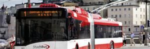 Der Elektrobus wird mittels innovativer Konzepte neu erfunden.