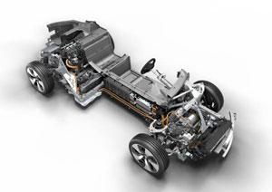 Der überarbeitete BMW i8 verbindet die Fahrleistungen eines Sportwagens mit dem Verbrauch eines Kleinwagens