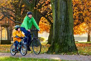 Auf die Veränderungen der Mobilitätsbedürfnisse reagiert der ACE, Auto Club Europa mit dem Schutzbrief für Fahrräder, E-Bikes und Pedelecs