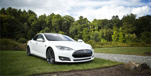 Viele deutsche Konzerne verfügten lediglich über ein einziges oder gar kein Fahrzeug mit Elektro-Antrieb