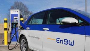 Das Konsortium unter der Führung der EnBW AG erhält einen Förderbescheid für insgesamt 154 Elektro-Ladestationen