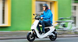 Mit dem E-Roller ergänzen die Stadtwerke Tübingen ihr Portfolio an Elektromobilitäts-Angeboten