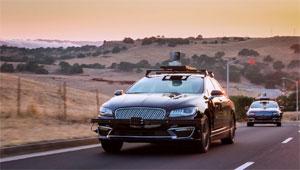 Das US-Unternehmen Aurora entwickelt Self-Driving-Systemtechnologie und geht Partnerschaften mit Automobilunternehmen ein, um Self-Driving System-Plattformen in Fahrzeuge zu integrieren