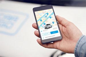 car2go ergänzt seine Hamburger Flotte um fünf elektrische smart EQ.