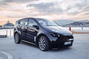 Sono Motors liegen nach eigenen Angaben derzeit mehr als 8.000 kostenpflichtige Reservierungen für das Elektroauto Sion vor.
