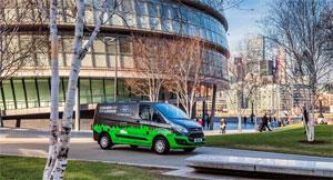 Ford setzt ab November des Jahres für Testzwecke auf den Straßen der spanischen Stadt Valencia Ford Transit Custom-Nutzfahrzeuge mit Plug-in Hybridantrieb ein.