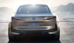 2017 hat die BMW Group mit dem iVision Dynamics auf der IAA in Frankfurt gezeigt, wie sich das Unternehmen die Zukunft der Elektromobilität vorstellt