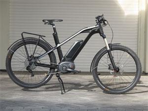 Zur Leichten E-Mobilität zählen Elektro-Fahrzeuge wie Pedelecs und E-Bikes, drei oder vierrädrige leichte Kleinfahrzeuge und Transportfahrzeuge, aber auch E-Scooter.