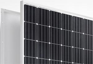 Monokristallines PERC-Photovoltaikmodul von LONGi Solar