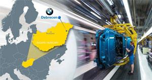 Jedes Automobilwerk der BMW Group in Europa wird künftig auch elektrifizierte Fahrzeuge produzieren
