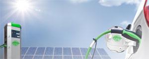 91 Prozent der befragten Hausbesitzer mit Kaufabsicht für ein Elektrofahrzeug im Jahr 2018 planen parallel die Anschaffung einer Photovoltaik-Anlage. Bild: EnergieAgentur.NRW