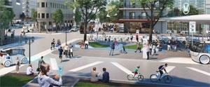 """Die """"Mobilitäts-App"""" ist die Schnittstelle zwischen Städten, Verkehrsunternehmen und Endkunden"""