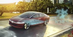 Volkswagen-Experten wollen die Chemie von Batterien für Elektro-Fahrzeug auf einem Quantencomputer simulieren.