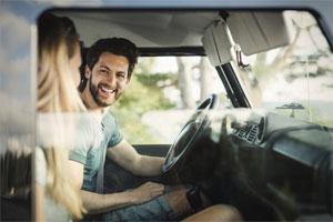 Nach einer definierten Anzahl von Fahrten wertet die App das individuelle Fahrverhalten aus und gleicht dieses mit den Parametern von verfügbaren Elektro- und Hybridfahrzeugen ab. Bild: MVV