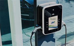 Laut Studie ist Förderung von Heimladepunkten für Elektro-Fahrzeuge das effektivste Mittel. Bild: Stadtwerke Kaiserslautern