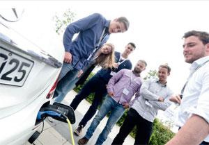 DRIVE-E: Elektromobilität in all ihren Facetten