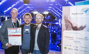 Das Team von ChargeX hat an der Phase 2 des Münchener Businessplan-Wettbewerbs 2018 teilgenommen und mit seinem erfolgversprechenden Geschäftskonzept die Juroren überzeugt