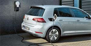 Mit einer Feststoffbatterie würde sich die Reichweite eines E-Golf von derzeit 300 auf ca. 750 Kilometer erhöhen.