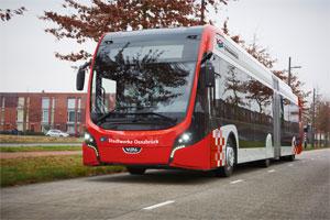 Neues Design für die Elektro-Bus-Flotte von Osnabrück