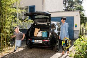 Die GASAG bietet zusammen mit ubitricity die Möglichkeit, private Elektro-Ladepunkte aufzubauen