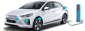 Der Ioniq Elektro wird bereits zum zweiten Mal von Europas meistgelesener Autozeitschrift zum Wertmeister des Jahres gekürt