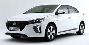 Der Hyundai Ioniq Hybrid ist ab sofort bereits ab 20.700 Euro erhältlich