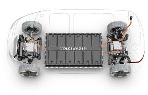 """Im Rahmen der """"Roadmap E"""" planen die Marken des Volkswagen-Konzerns bis zum Jahr 2025 zunächst 50 neue reine Elektrofahrzeuge auf die Straße zu bringen"""