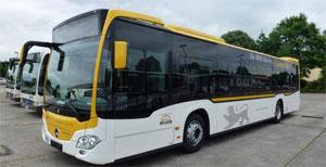 Zu den Forschungsvorhaben zählen auch Hochleistungsspeicher in batterieelektrischen Bussen