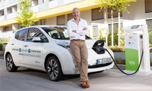 Vehicle-to-Grid: TenneT, The Mobility House und Nissan arbeiten an ...