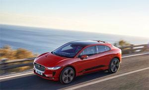 Der I-PACE wurde von Jaguar Land Rover Designern und Ingenieuren in Großbritannien entwickelt. Im Rahmen eines Fertigungsabkommens wird der I-PACE von Magna Steyr in Graz (Österreich) gebaut.