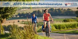 ADFC-Travelbike-Radreiseanalyse © ADFC/Gloger
