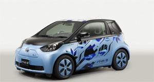 Elektro-Auto-Konzeptstudie Toyota FT-EV III