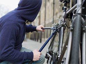 Pro Stunde werden in Deutschland rund 35 Fahrräder gestohlen