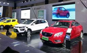BJEV ist ein Tochterunternehmen der BAIC-Gruppe für elektrifizierte Autos. Bild: BJEV