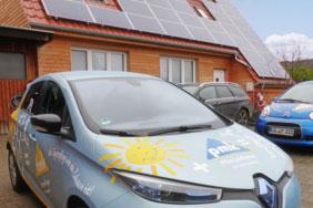Die Studie zeigt, dass die Kombination von dezentraler Energieerzeugung und Elektromobilität im regionalen Flottenbetrieb wirtschaftlich möglich ist