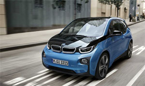 BMW führt mit 9.806 Anträgen die Liste der Top 10-Hersteller an. Bild: BMW Group