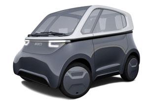 Das für das für das Carsharing konzipierte Elektroauto SVEN wird derzeit in Aachen von der Firma share2drive entwickelt.