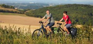 2018 waren 27 Prozent mehr Radreisende unterwegs als im Jahr zuvor.